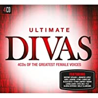 4Cds Of The Greatest Female Voices <4 For 1>