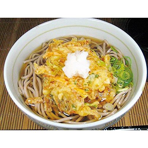 贅たくさん 日本そばN 冷凍 200g 5食