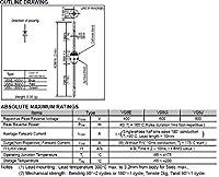 日立パワーデバイス(HITACHI) アバランシェダイオード V08E (20個入)