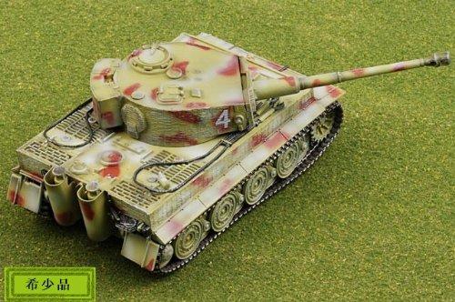 1:72 ドラゴン モデル 1:72 Armor Value シリーズ 62002 Henschel Sd.Kfz.181 Tiger ディスプレイ モデル German Army 1./sPzAbt