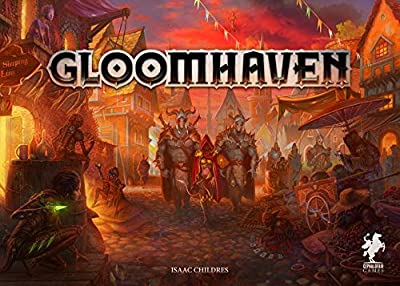 Cephalofair Games Gloomhaven Revised Edition Discontinued