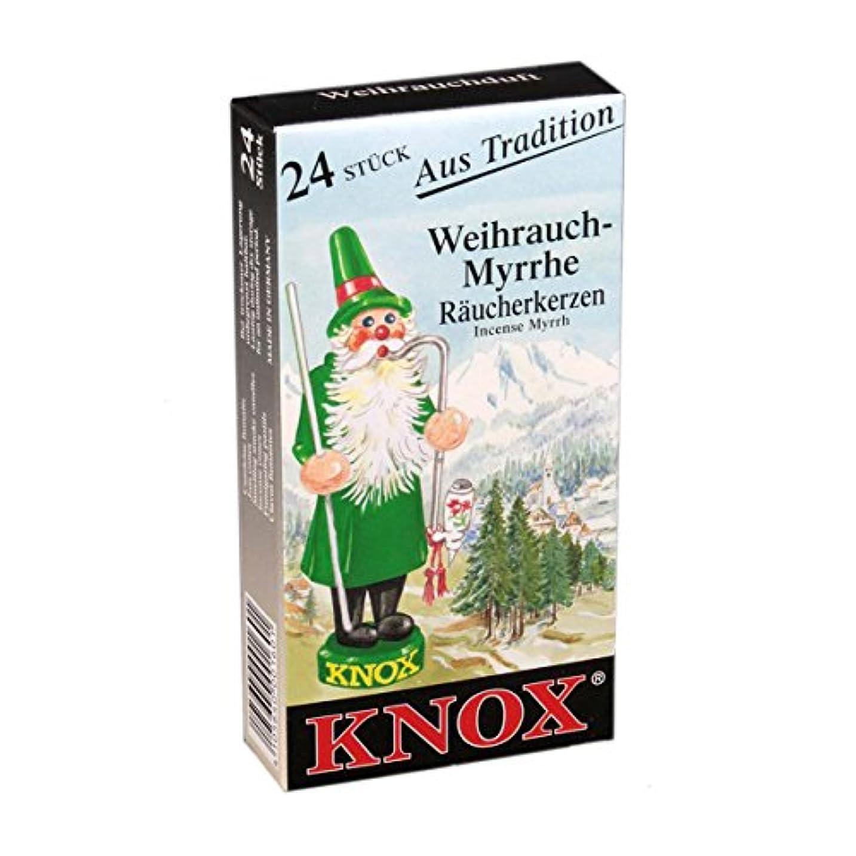恐ろしいジョガーセメントKnox ドイツ製円錐香 ブラック 69 013120