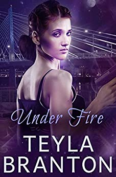 Under Fire: A Paranormal Suspense Novel (Imprints Book 4) by [Branton, Teyla]