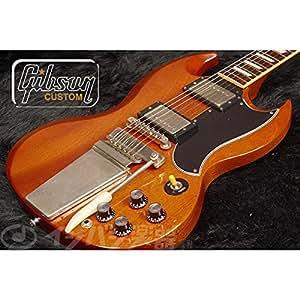 【中古】 Gibson Custom Shop / Historic Collection Les Paul SG Standard Reissue w / Maestro Cherry 【新宿店】