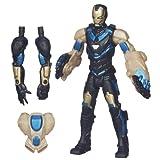 Marvel Iron Man 3 Assemblers Exosphere Iron Man Figure