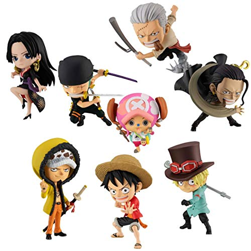 ワンピース ADVERGE MOTION -STAMPEDE- セット 食玩・ガム (From TV animation ONE PIECE)