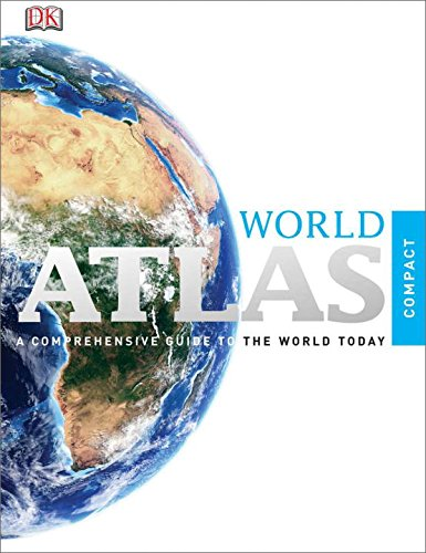 Download Compact Atlas of the World (Compact World Atlas) 0756689848