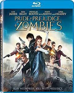 Pride & Prejudice & Zombies [Blu-ray] [Import]