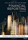 Cover of Financial Reporting