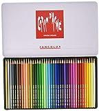 カランダッシュ 色鉛筆 水溶性 ファンカラー 40色セット 1288-340 正規輸入品