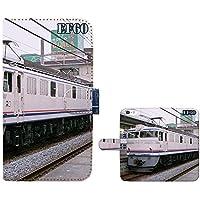 Xperia X Performance[SOV33] cronos 手帳型スマホケース カバーau 鉄道 JR 国鉄 電気機関車 EF6...