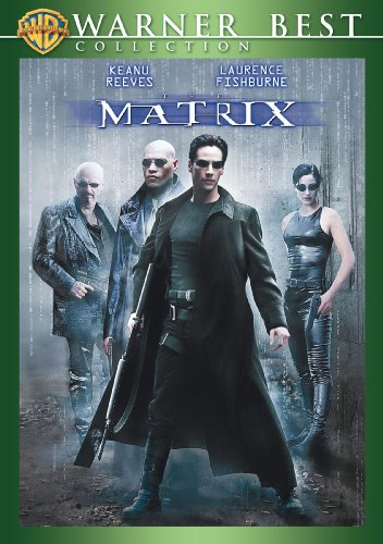 マトリックス 特別版 [DVD]の詳細を見る