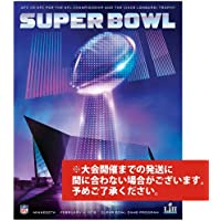 NFL 第52回 スーパーボウル オフィシャル プログラム Super Bowl LII - [並行輸入品]