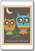Owl Always Love You. - motivational inspirational quotes fridge magnet - ?????????