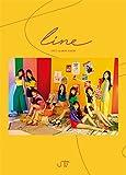 ユニティ - line (1st Mini Album) CD+Photobook+Postcard+2Photocards+Folded Poster [韓国盤]