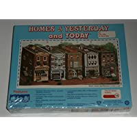 HO Scale 1:67 Homes of Yesterday and Today Building Kit No. 18 - Grant Carys Apothecary