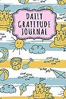 Daily Gratitude Journal: Beach Daily Gratitude Journal for Women and Girls | Undated 100 Days | 6 x 9