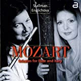 Mozart: Sonatas for flute and harp