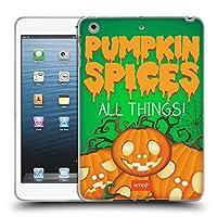 オフィシャル emoji® パンプキン・スパイス ハロウィーン・パロディーズ iPad mini 1 / mini 2 / mini 3 専用ソフトジェルケース
