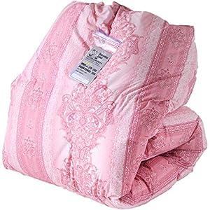 タンスのゲン 羽毛布団 シングルロング ホワイ...の関連商品1