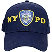 Official NYPD Hat / Baseball Cap Navy Blue Police Department NYPD Cap