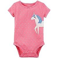 Carter's Baby Girls' Unicorn Bodysuit