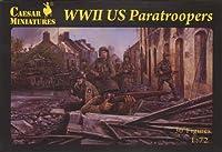 WW-II アメリカ落下傘兵