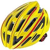 ヘルメット 自転車 超軽量 高剛性 アンチショック アジャスター 大人用/ジュニア 通気性良い ロードバイク 防虫ネット付き サイズ調整可能 おしゃれ スポーツ&アウトドア クロスバイク 56~62CM
