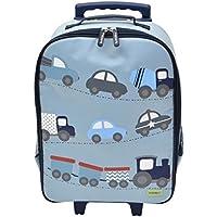 Bobble Art Wheelie Bag Cars