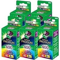 【3本パック×5個セット】フジフイルム フジカラー スぺリアプレミアム 400 36枚撮り 135 PREMIUM 400-R 36EX 3SB [カラーネガフィルム][FUJIFILM]