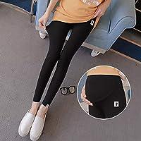 ef2554dd1b3b3 2018 New Cotton Women Pregnant Leggings Adjustable High Elasticity  Maternity Trousers Pregnant Pants for Spring Autumn