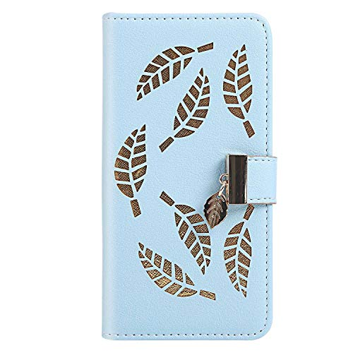 OMATENTI Galaxy Note 10 ケース, 高級感 PUレザー 押し花柄 落下防止 財布型 カバー, 薄型 簡約風 人気 手帳型ケース, マグネット開閉式 プロテクター Galaxy Note 10 対応, カード収納 横置きスタンド機能付き