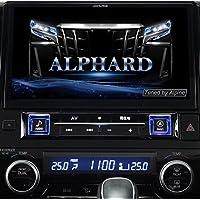 アルパイン(ALPINE) BIG X アルファード 30系 専用 カーナビ 11型 ビッグX <2018年モデル> EX11Z-AL
