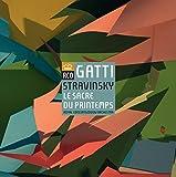 ストラヴィンスキー : 春の祭典 (Stravinsky : Le sacre du printemps / Royal Concertgebouw Orchestra & Gatti) [LP] [Live Recording] [輸入盤] [日本語帯・解説付] [Analog]