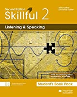 Skillful 2nd edition Level 2 - Listening and Speaking. Student's Book with Student's Resource Center and Online Workbook: The skills for succes at university and beyond