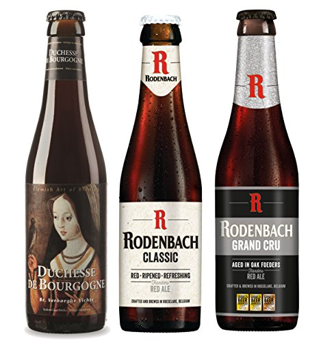 【ベルギービール】 レッド・ビール3本セット