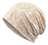 [ブブ オーハナ] ツイストワッチ ワッチ 帽子 ターバン風 オールシーズン ニット帽 ビーニー