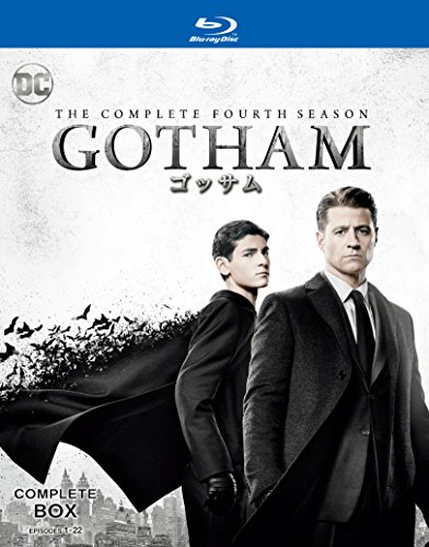 GOTHAM/ゴッサム 4thシーズン ブルーレイ コンプリート・ボックス (1~22話・4枚組) [Blu-ray]