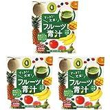 ヒロコーポレーション フルーツ青汁3g×24包 お徳用 3箱セット