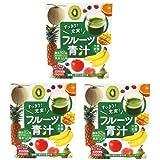 ヒロコーポレーション フルーツ青汁3g×24包 ★お徳用 3箱セット★