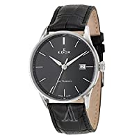 Edox Les Vauberts Men 's Quartz Watch 70172 – 3 N-nin by Edox