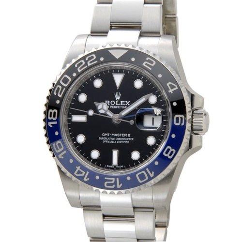 (ロレックス) ROLEX 腕時計 GMTマスターII 11...
