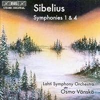 シベリウス:交響曲全集 1番、4番