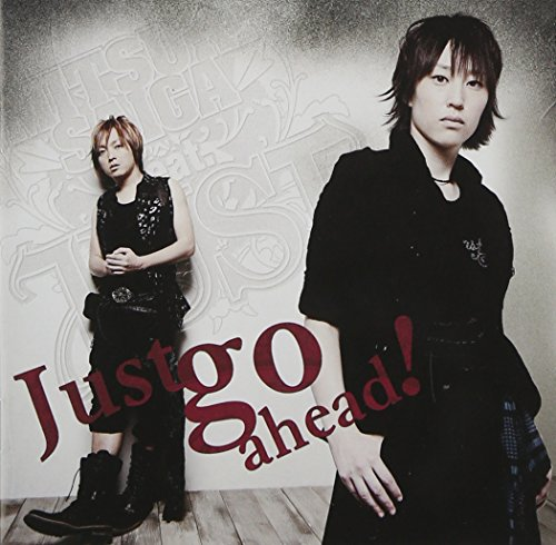 斎賀みつき feat.JUST 1st. mini album Just go ahead! 【豪華盤】