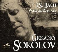 Bach: Grigory Sokolov plays Goldberg Variations by Grigory Sokolov (2013-02-12)