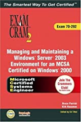 Mcsa / Mcse Managing and Maintaining a Windows Server 2003 E Paperback