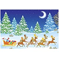 Vosarea Diamond Painting Christmas Gift Pattern Cross Stitch Embroidery Painting by Diamond Home Ornaments 7263