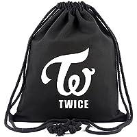 TWICE トワイス ナイロンバッグ 巾着袋 体操着入 ナップサック