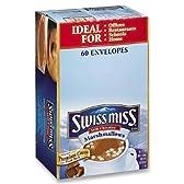 スイスミス ミルクチョコレートココア マシュマロ入り 60袋