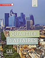 Quartier d'affaires: Livre de l'eleve Avec Dvd-rom (French Edition) by Collectif(2013-07-01)